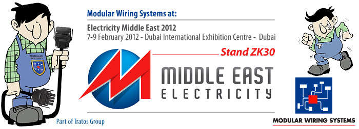 Modular Middle East Electricity 2012